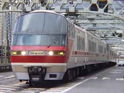 名鉄1000系・1200系 - Train Pa...